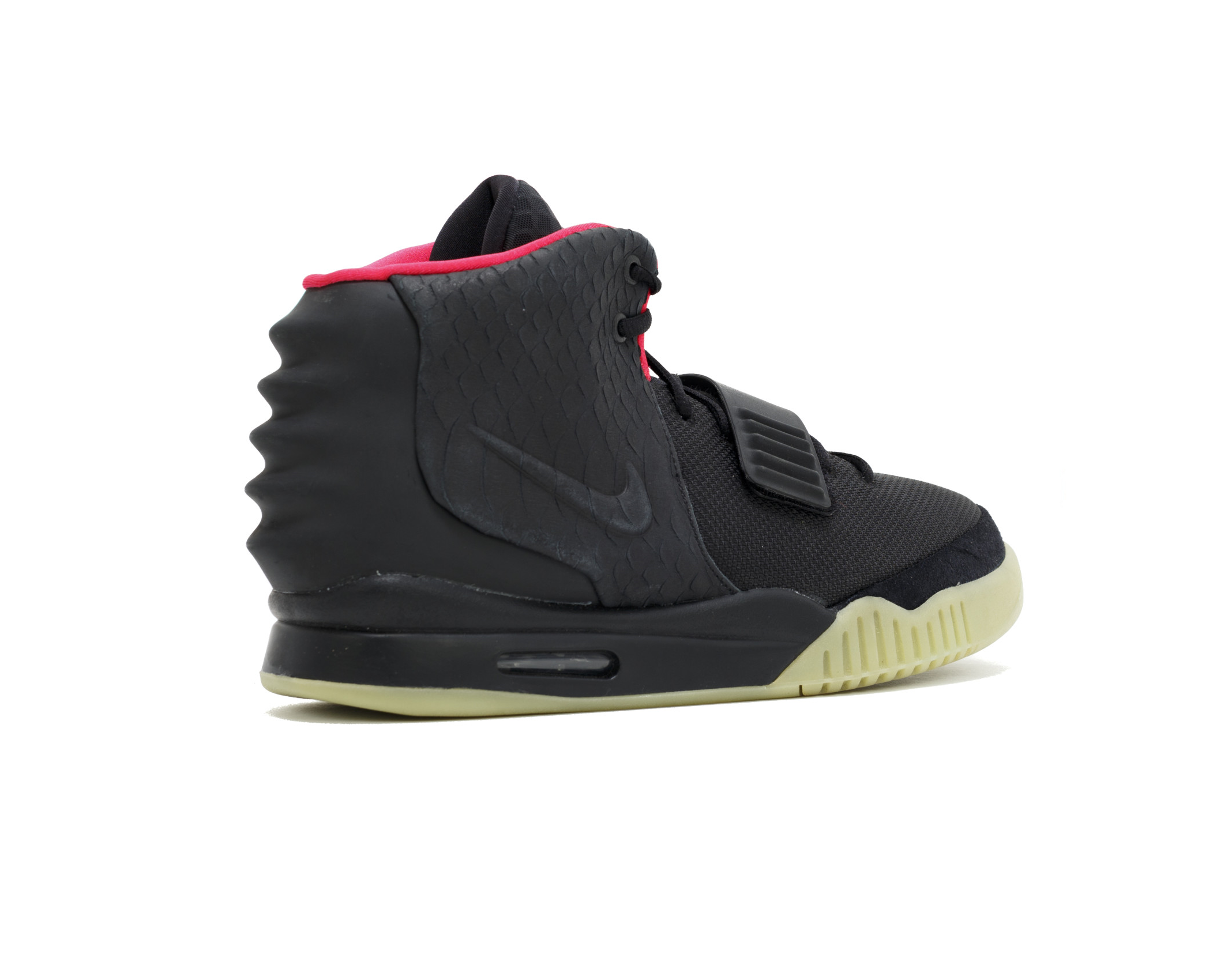 sale retailer 88d69 2114f Nike Air Yeezy 2 Solar Red