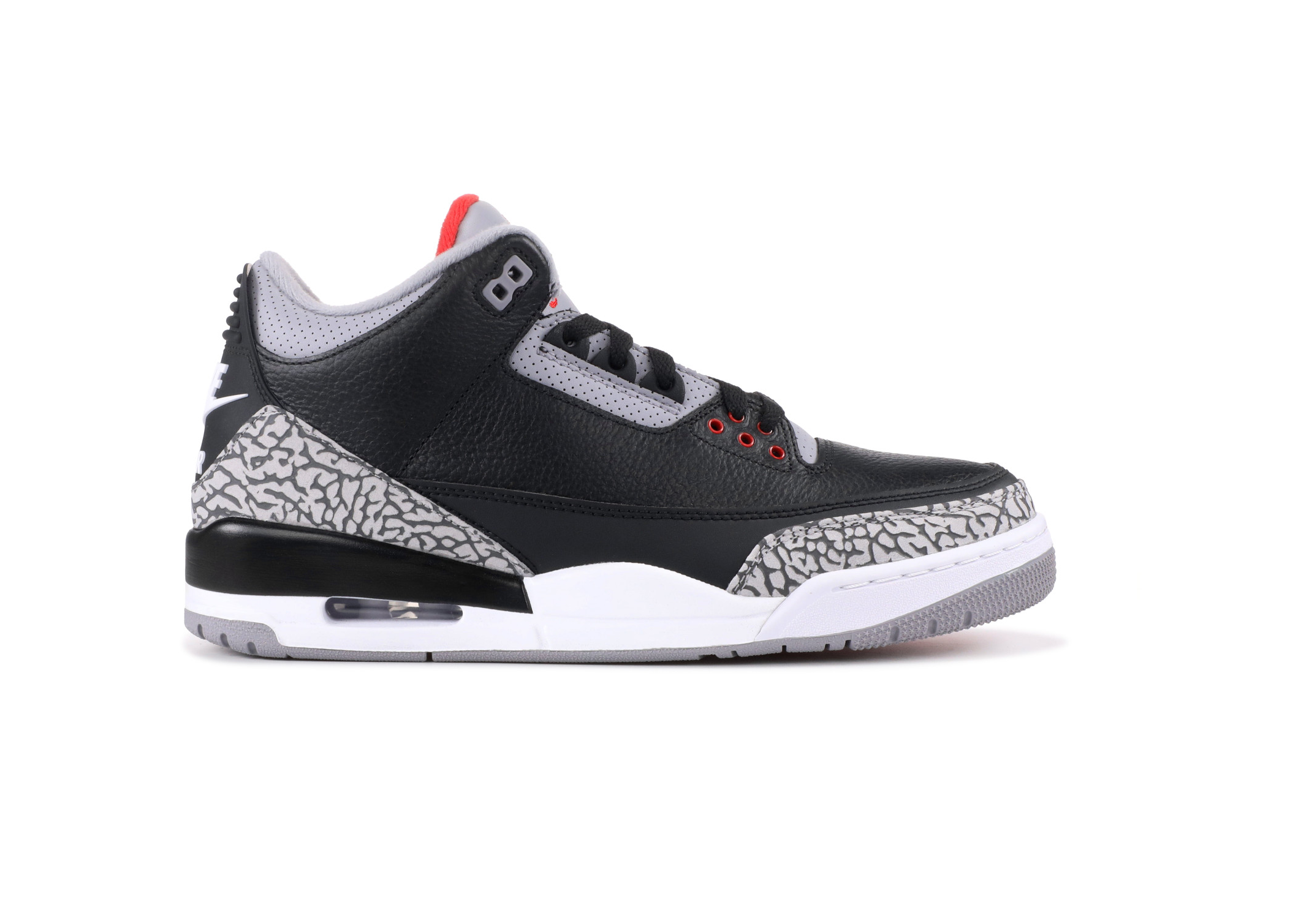 d05290ac208 Jordan 3 Black Cement (Nike Air) – Kerimago