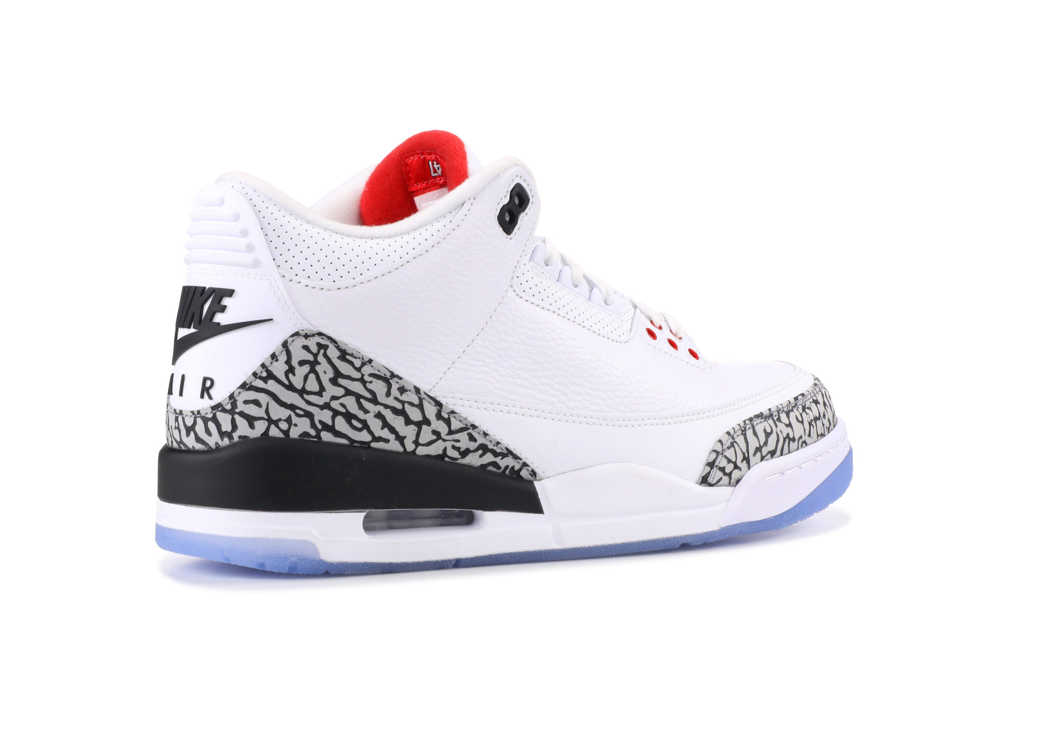 923b45b8c37 Jordan 3 Free Throw Line – Kerimago