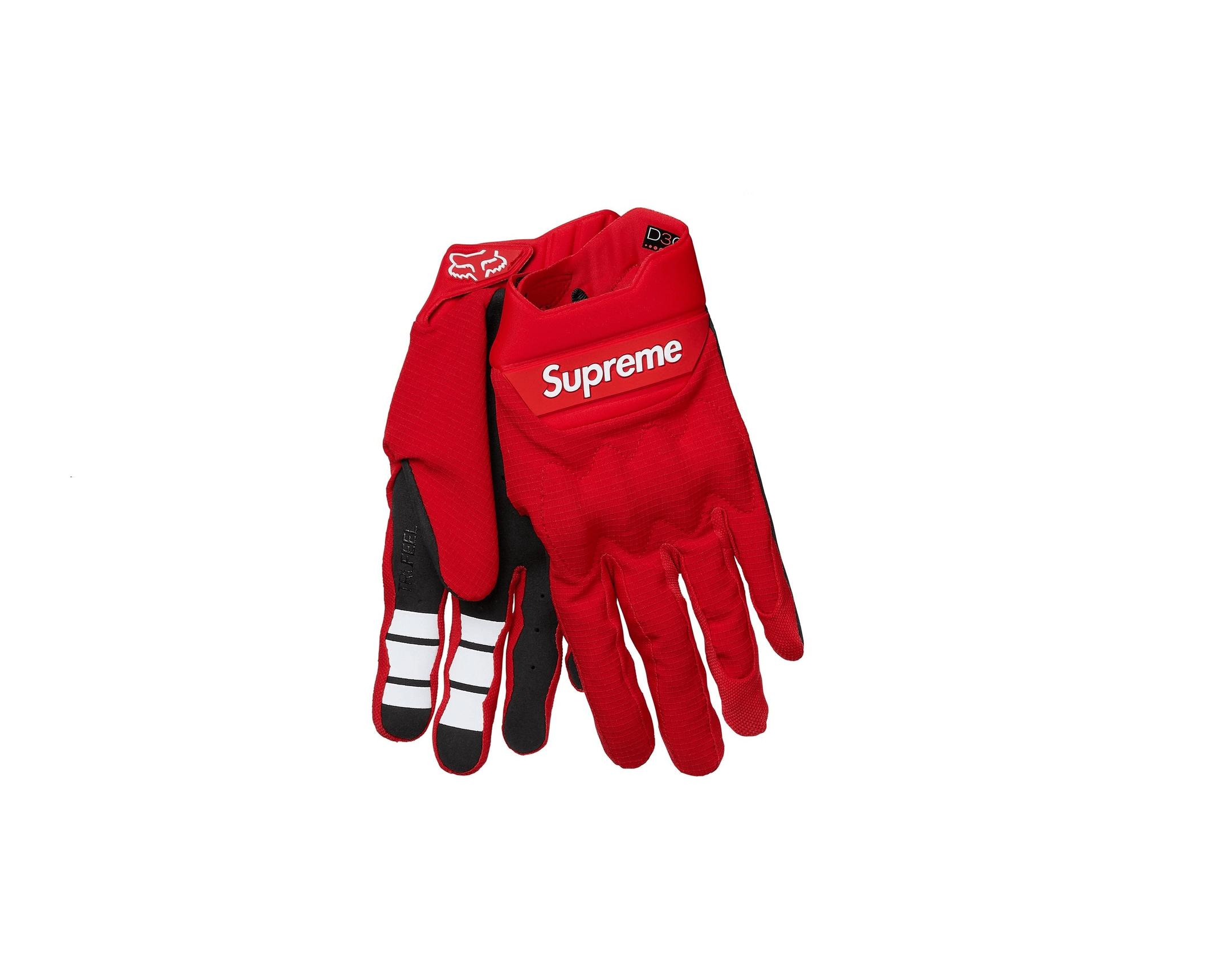 Supreme Fox Racing Gloves - Kerimago